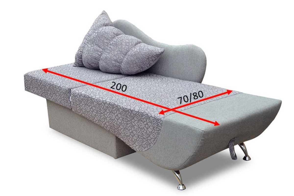 детское кресло кровать эльф схема