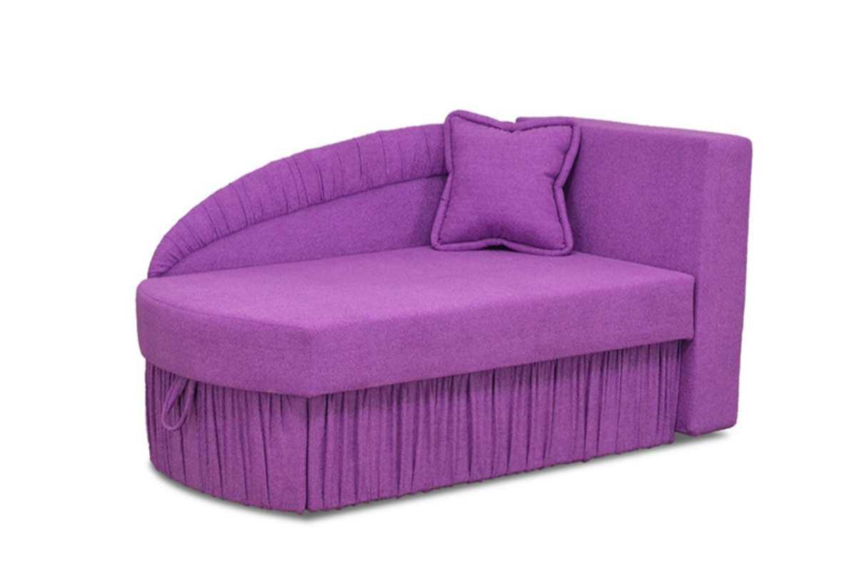 детское кресло кровать колибри сиреневый