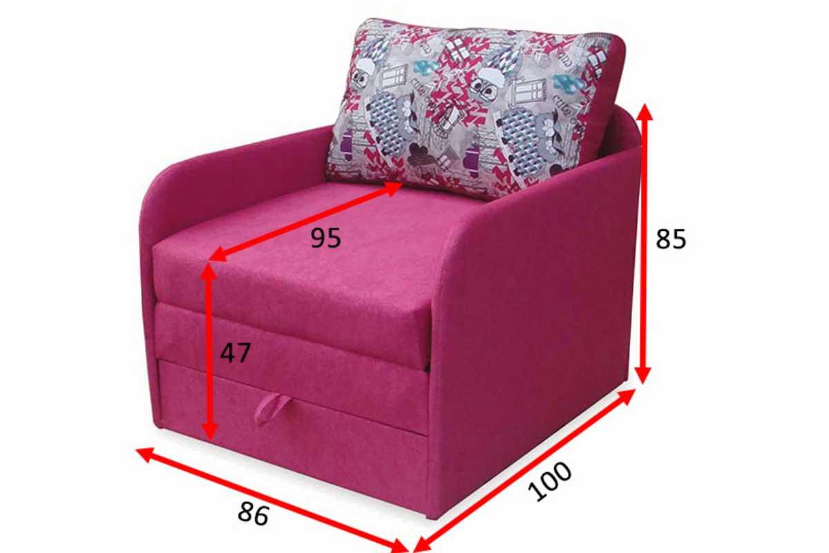 детский кровать диван лаки схема размеров