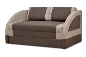 кресло кровать магик широкий коричневый