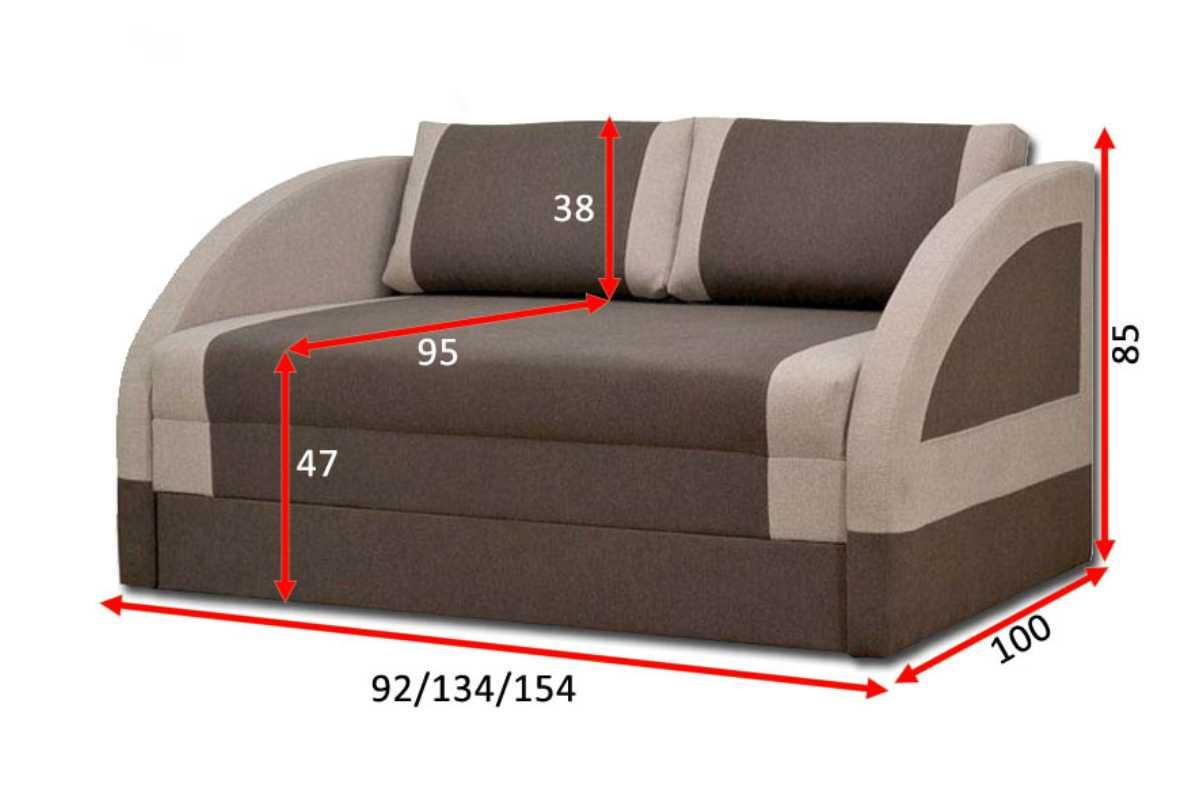кресло кровать магик широкий схема