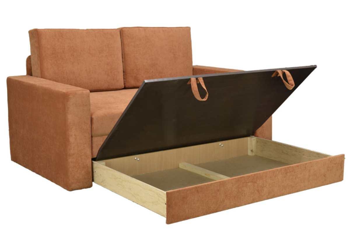 диван кровать раскладной марс с нишей для белья