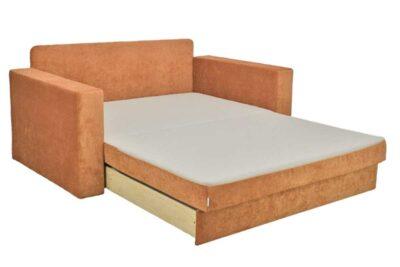 диван ліжко розкладне марс в роскладеному виглядіі