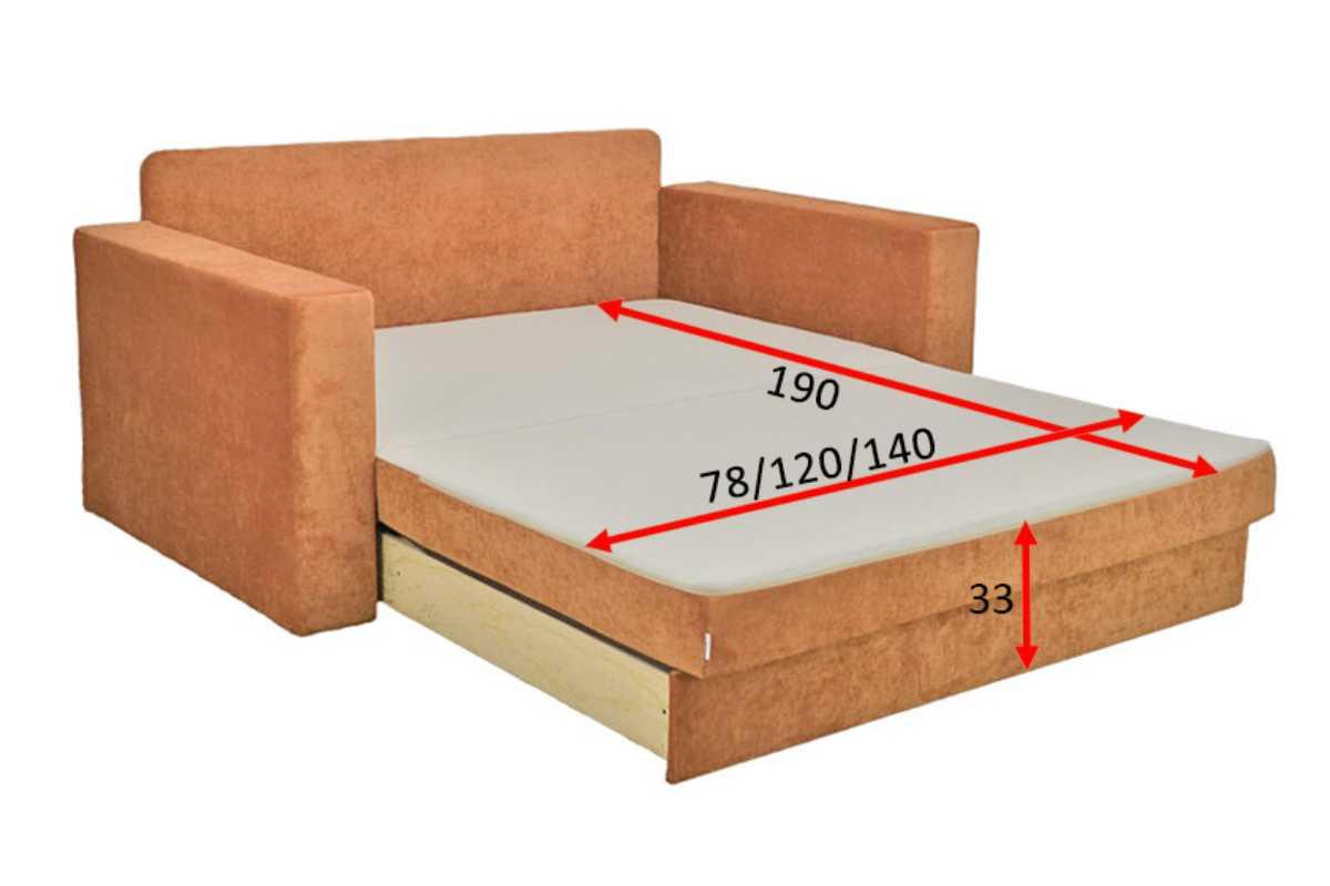 диван кровать раскладной марс