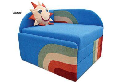 детское кресло кровать сонечко