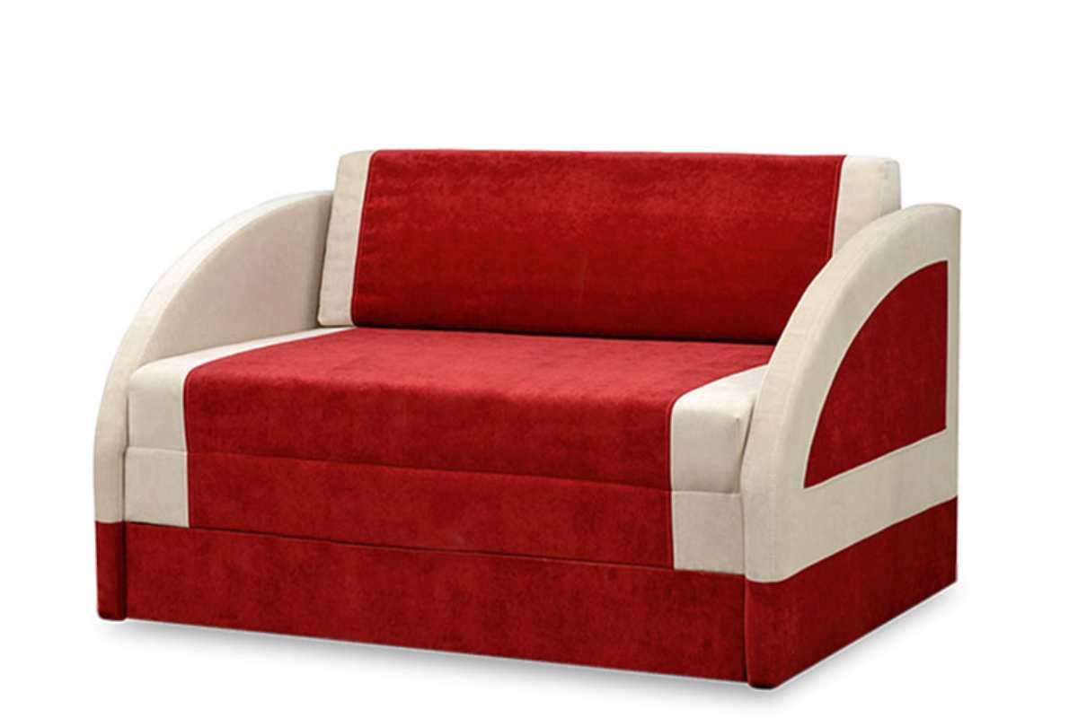 кресло кровать магик широкий красный