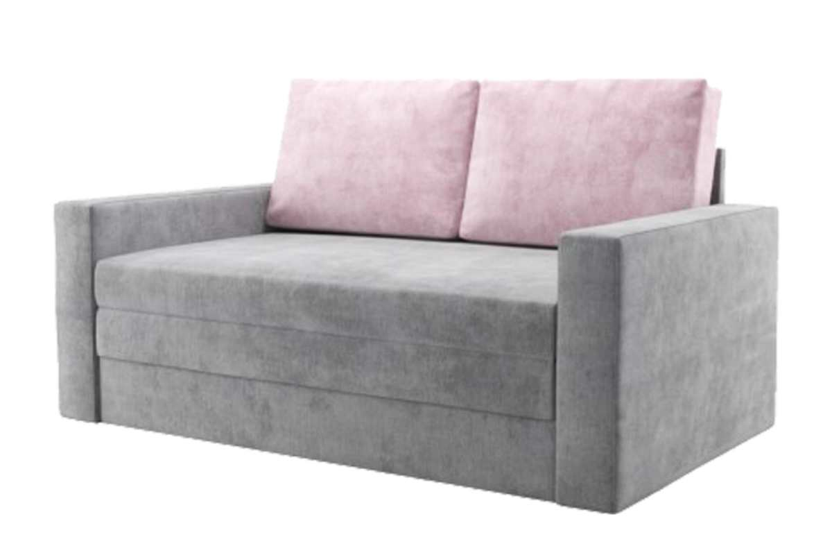 диван кровать раскладной марс серый