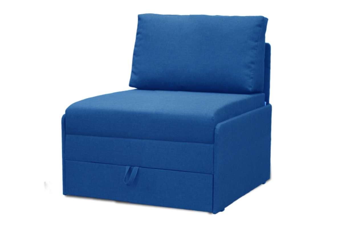 детский кровать диван рондо синий