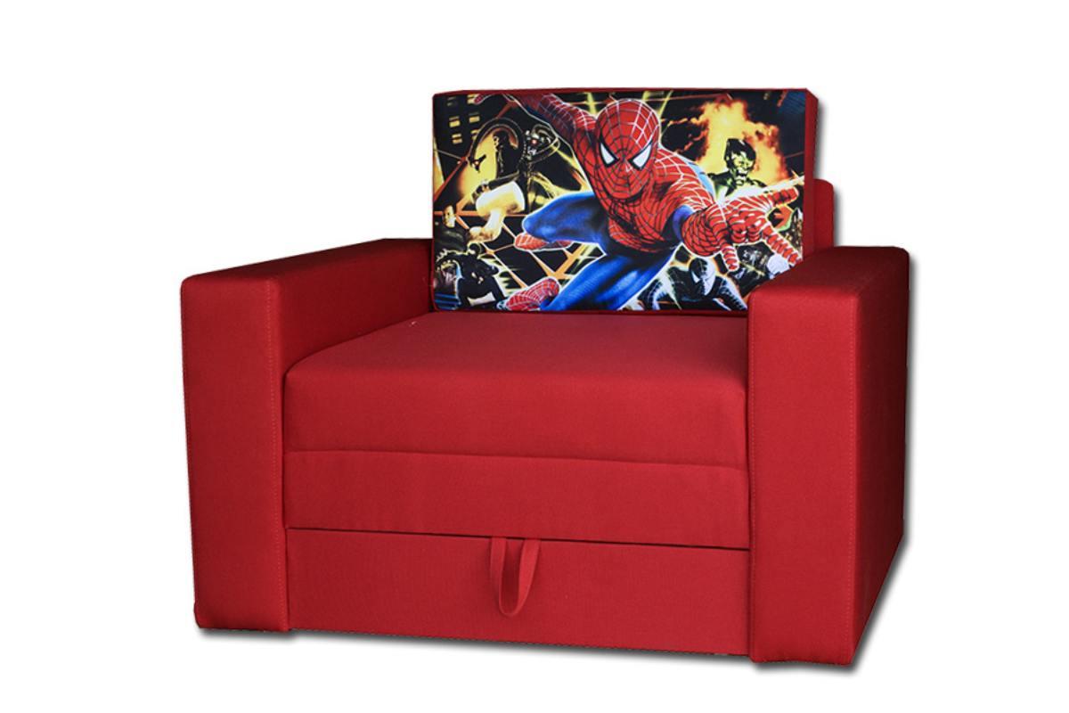 кресло кровать раскладной марс спайдермен