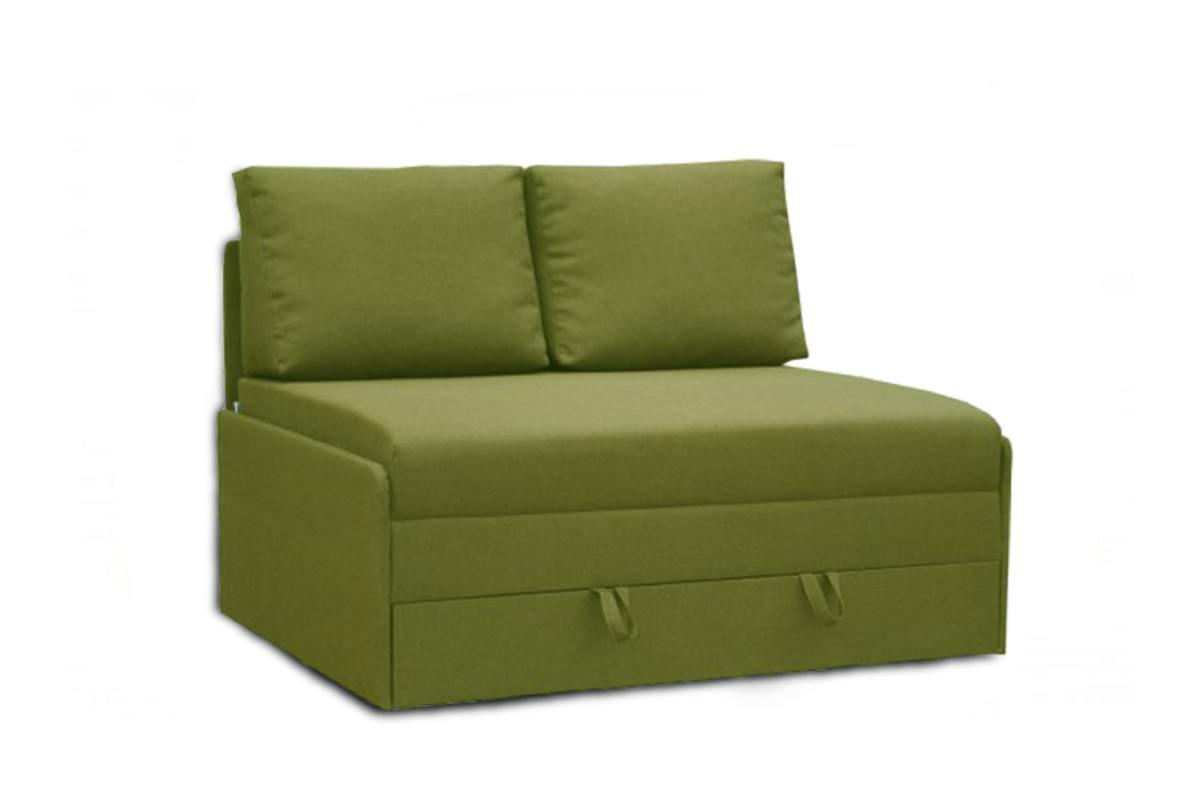 детский кровать диван рондо широкий зеленый