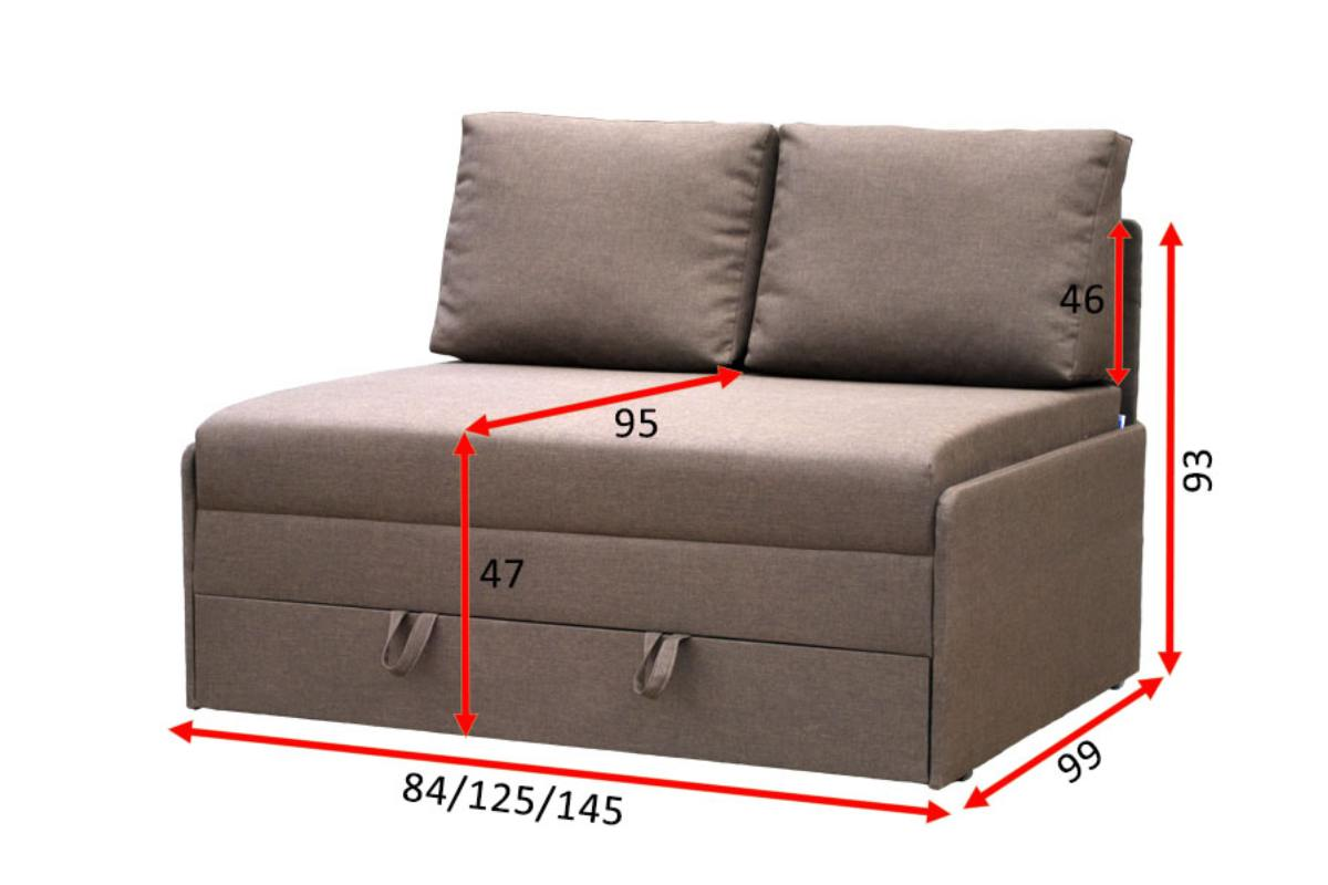 детский кровать диван рондо широкий схема