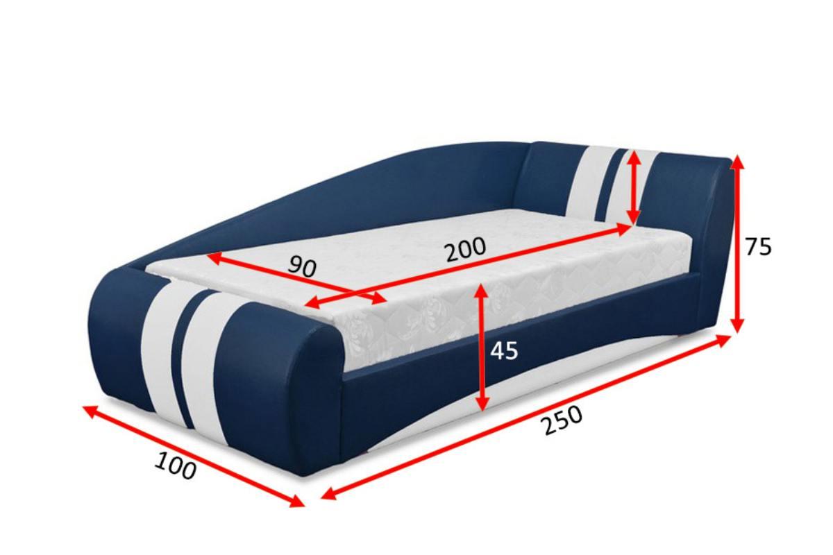 кровать диван драйв размеры