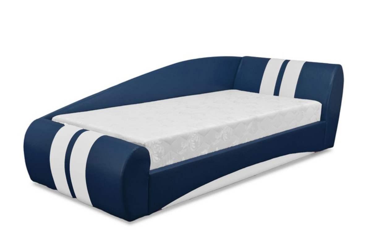 кровать диван драйв синий