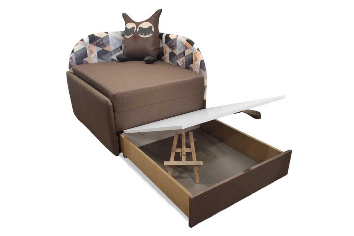 кресло кровать сова с нишей