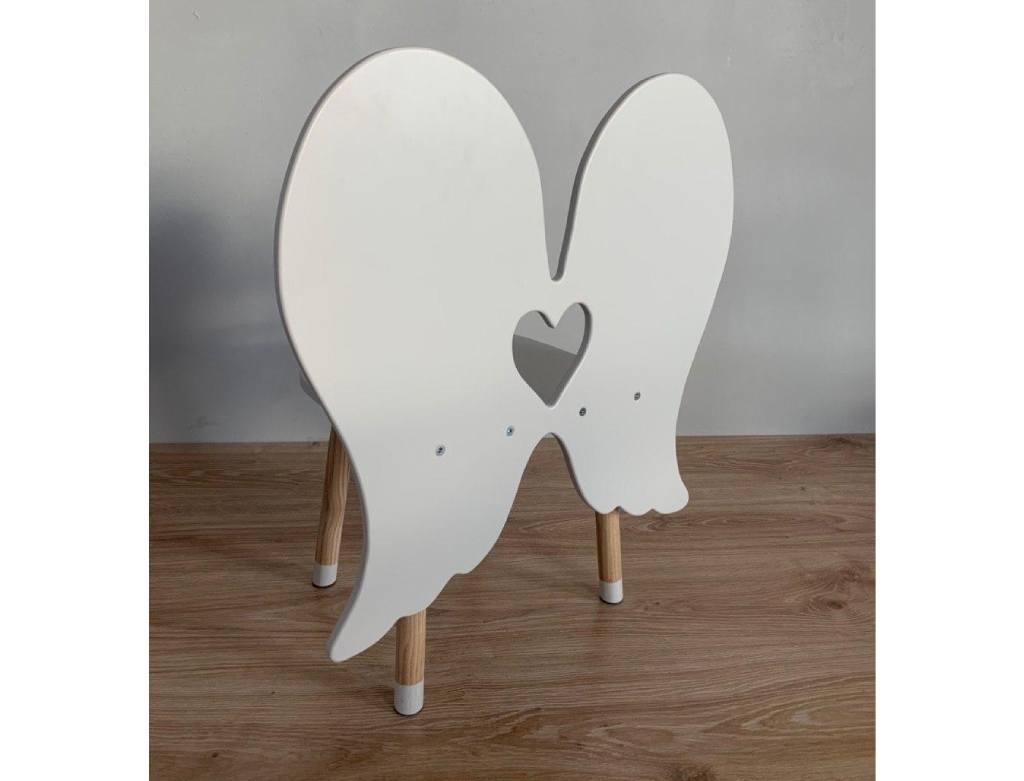 стульчик детский ангел сзади