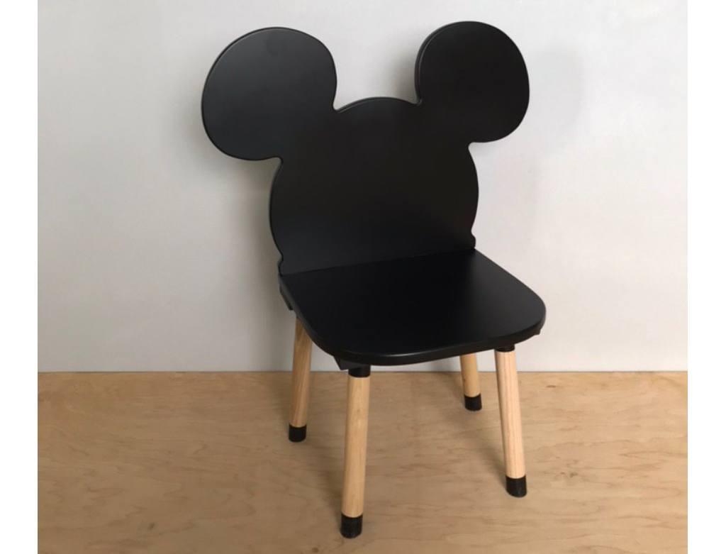 стульчик детский микки маус