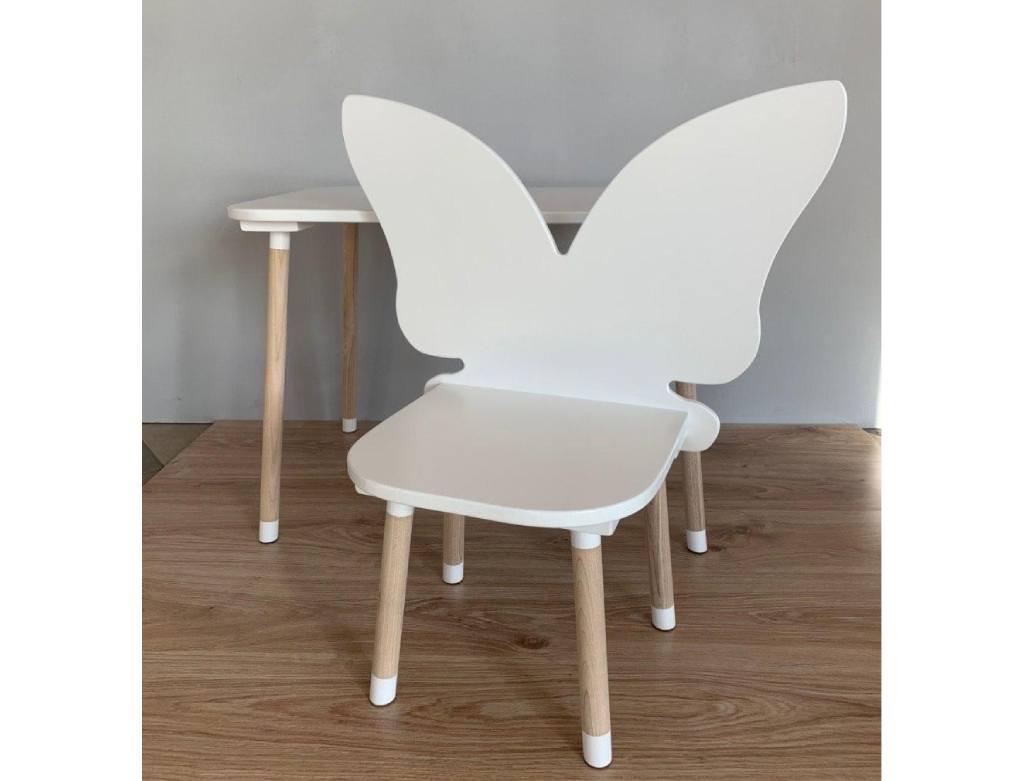 стульчик детский бабочка