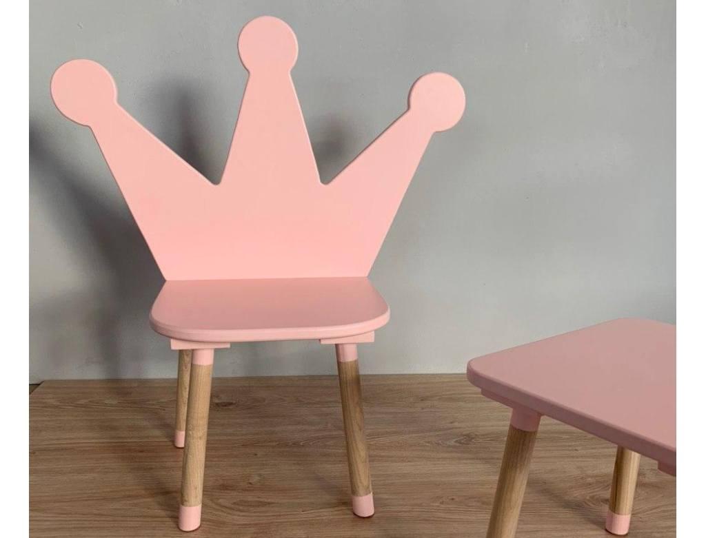 стульчик детский корона