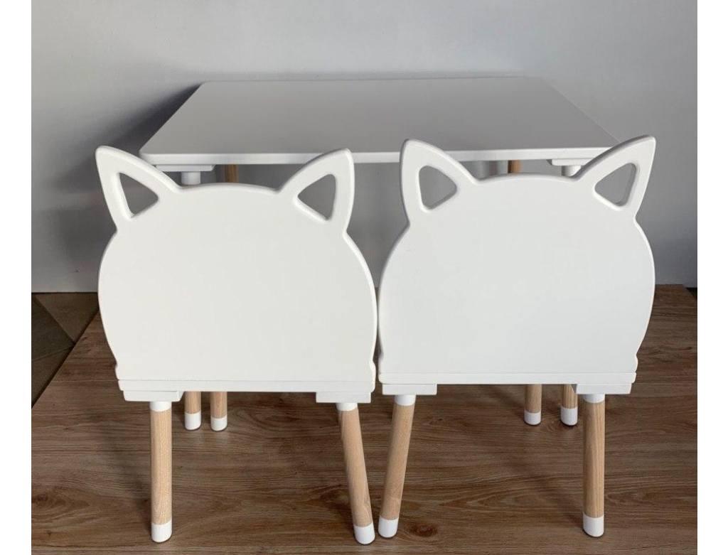 стульчик детский кот