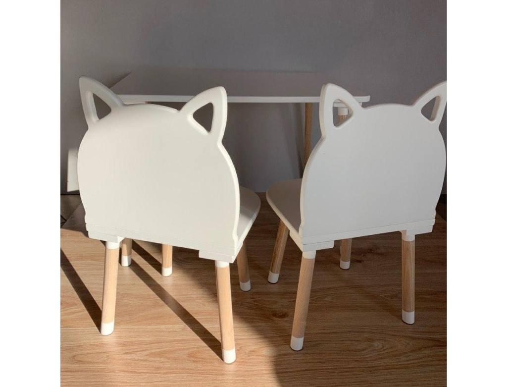 стульчик детский котики