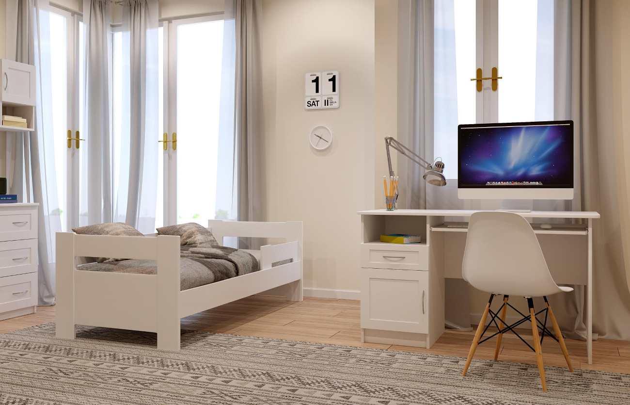 детская комната зефир стол кровать