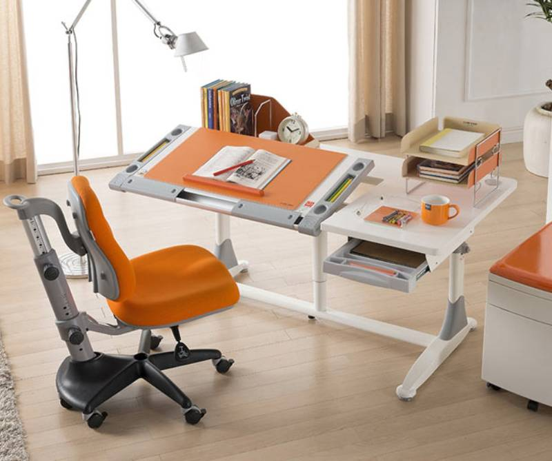 растущий стол Mealux King BD-368