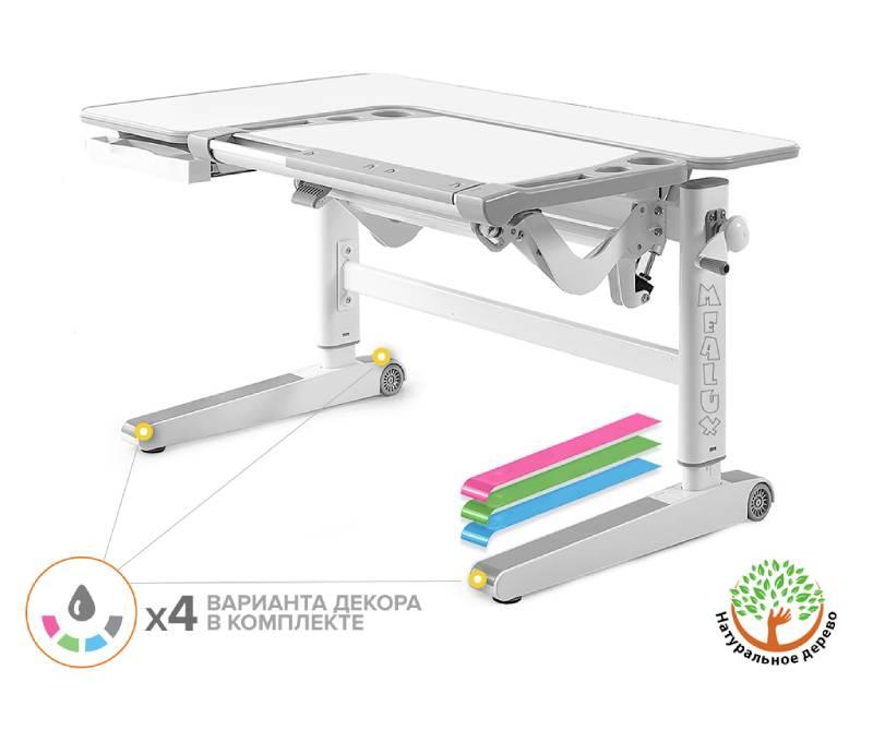 Mealux Kingwood Multicolor BD-820 W-MC (белый)