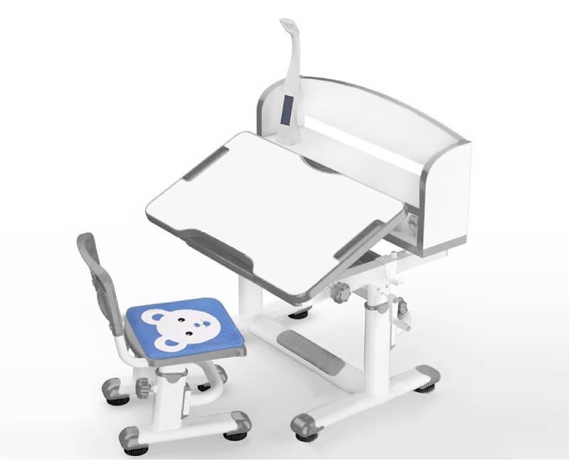 парта и стул с лампой BD-10 G