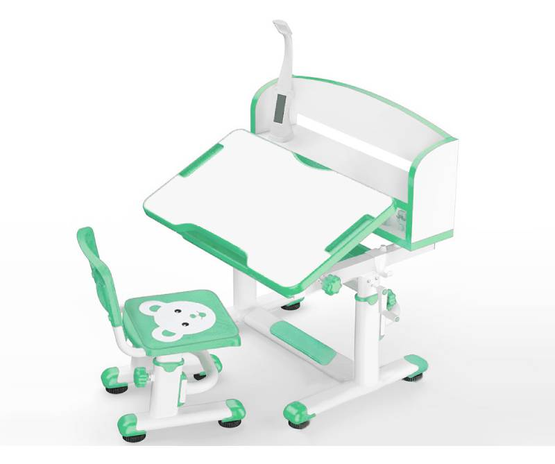 парта и стул с лампой BD-10 Z