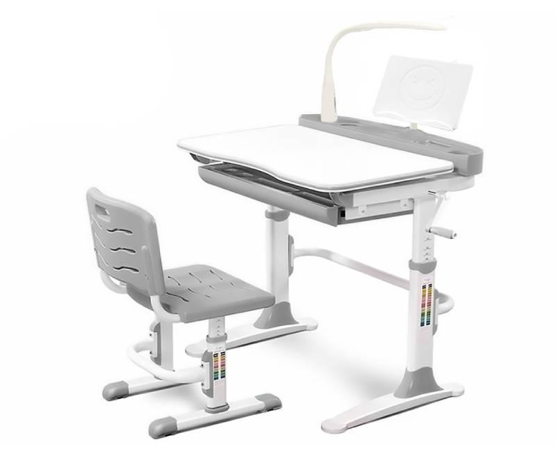 комплект парта и стул Evo-19-G