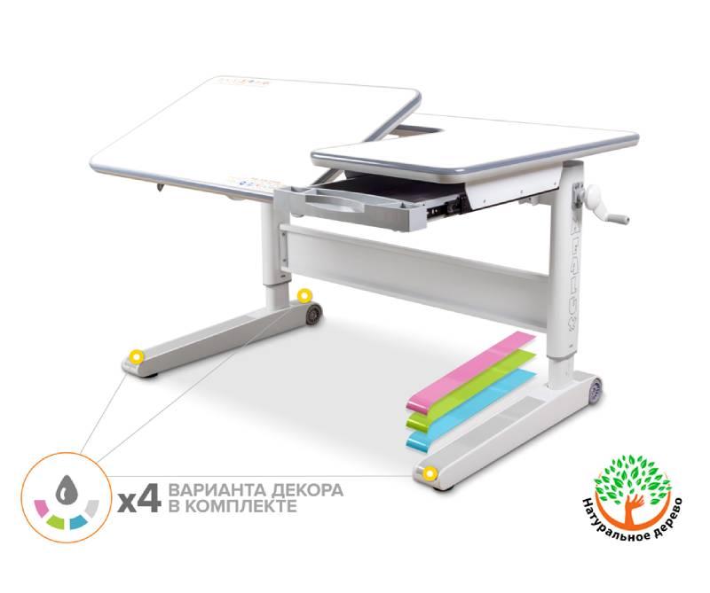 Mealux RichWood Multicolor BD-840 W-MC (белый)