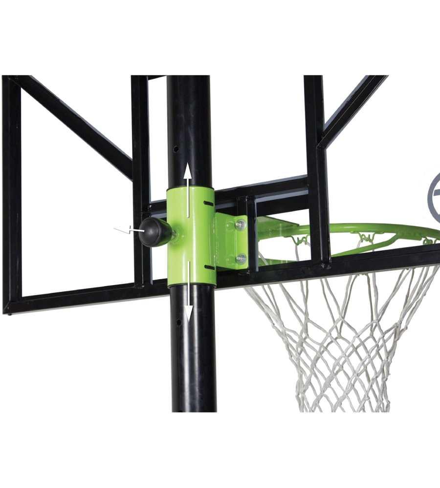 баскетбольный щит comet exit регулировка