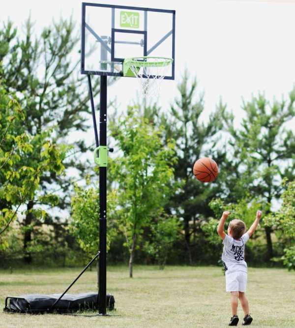 баскетбольная стойка polestar фото