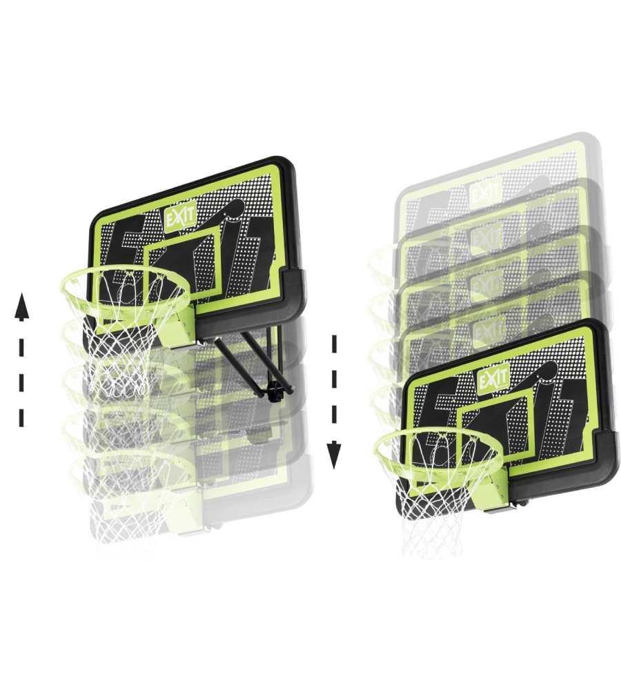 рама баскетбольного щита гелекси регулировка