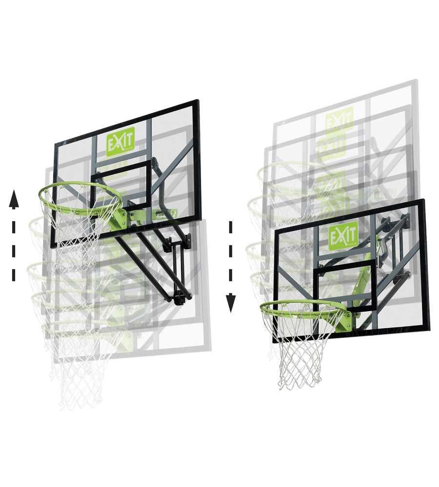 баскетбольный щит гелекси регулировка
