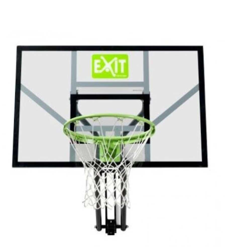 баскетбольный щит гелекси с кольцом