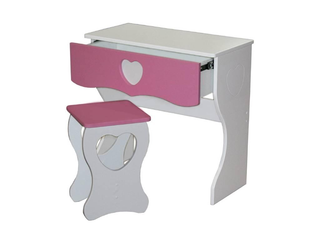 детский столик и стульчик принцесса