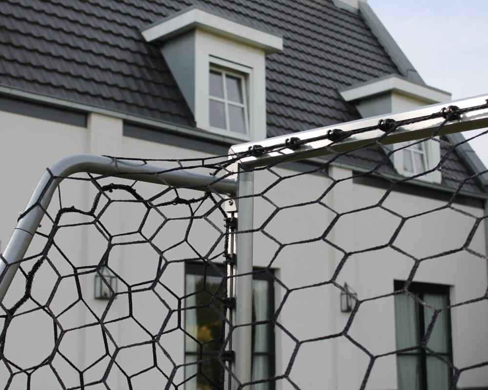 крепежи сетки футбольных ворот