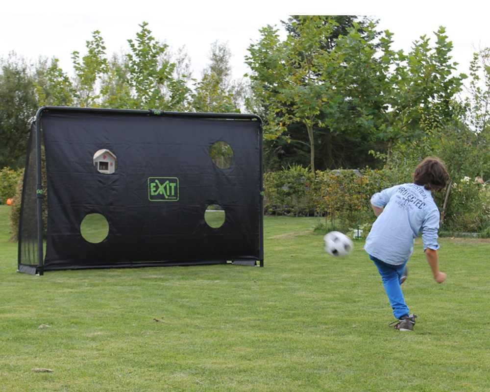 футбольные ворота финта рама с экраном
