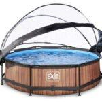 Круглый бассейн 300х76 см