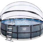 Круглый бассейн 450х122 см