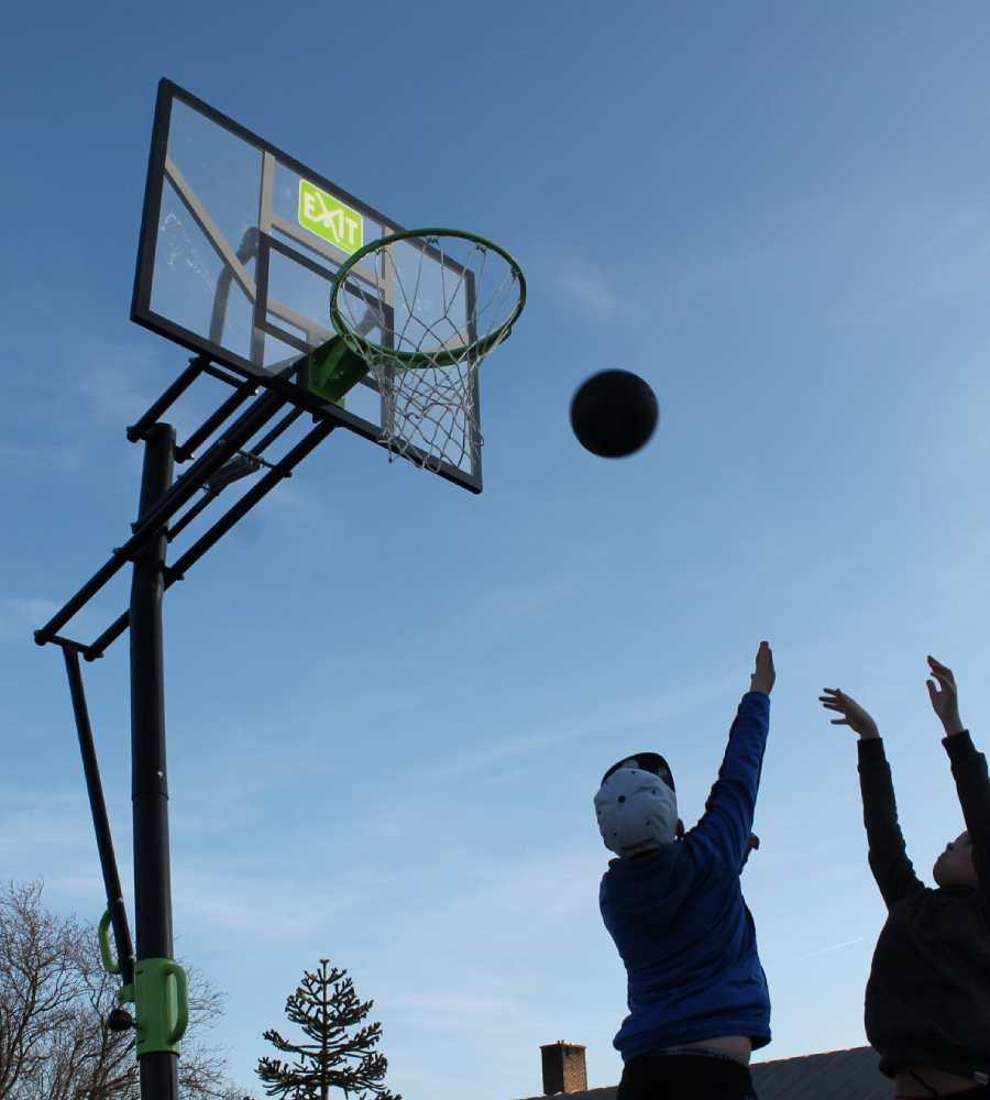 баскетбольная стойка Galaxy фото