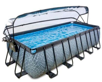 Прямоугольный бассейн 540х250х122 см