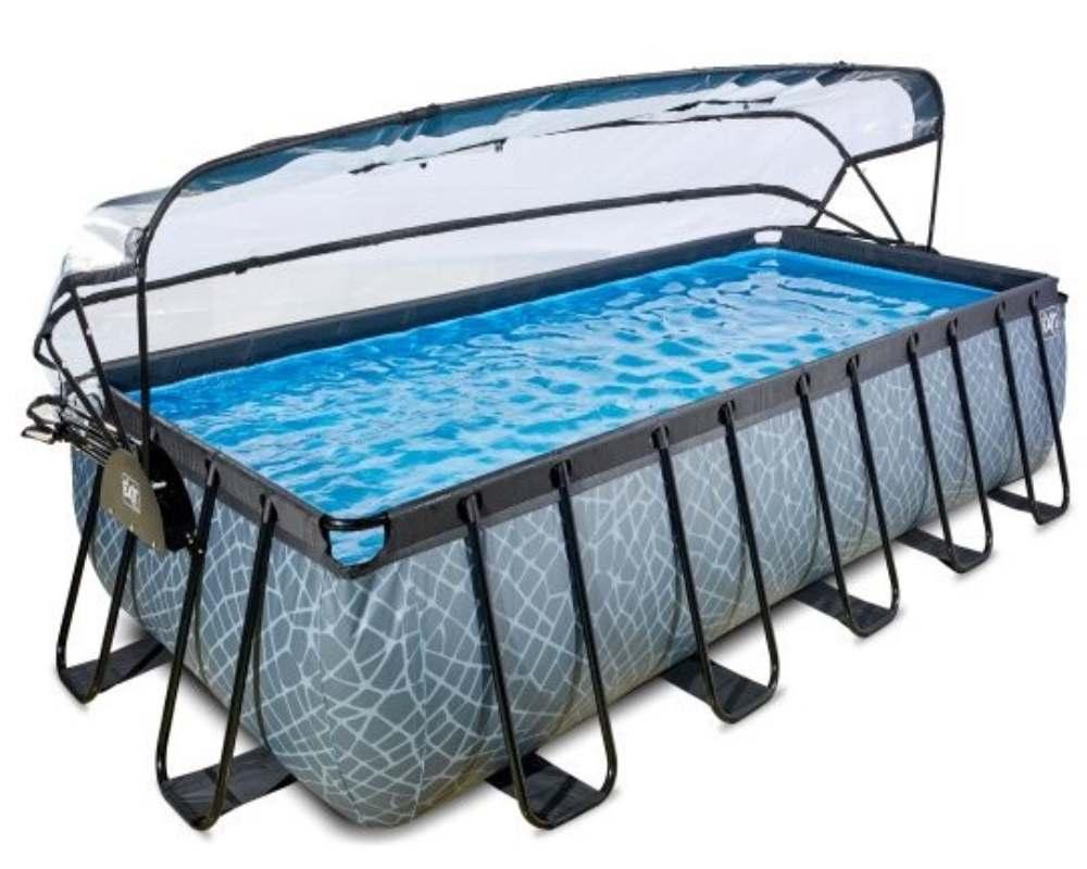 прямоугольный бассейн 540x250x122 см