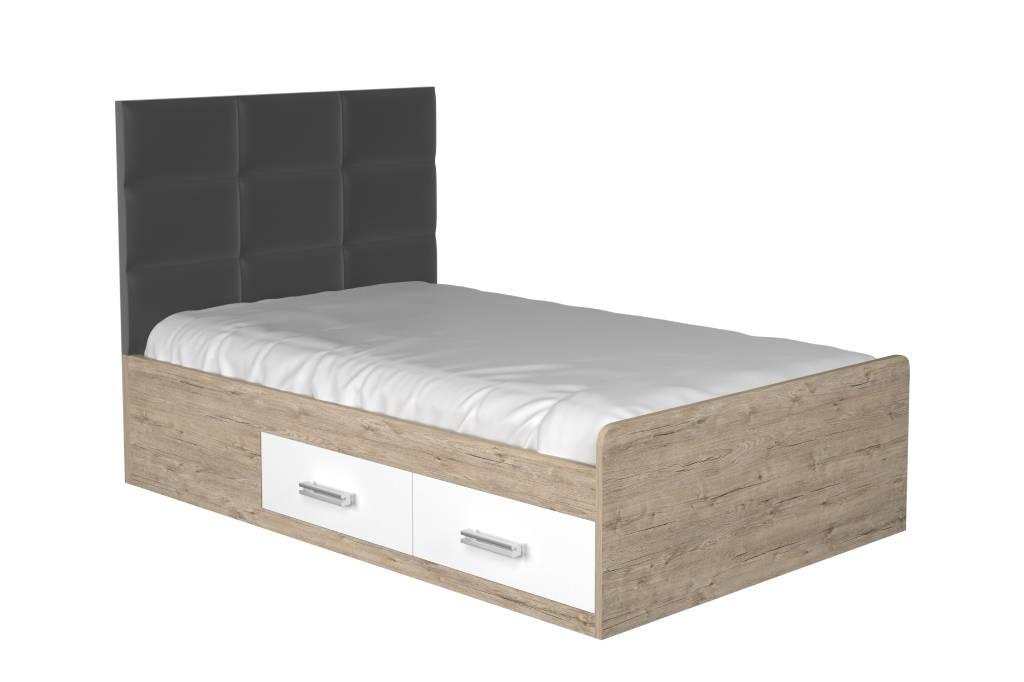 кровать подростковая холидей шервуд белый