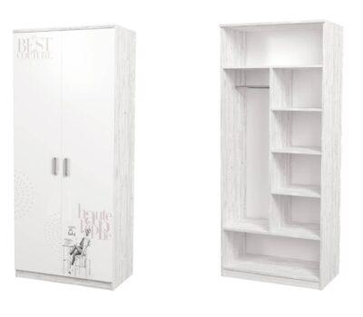 Vogue-2. Комбинированный шкаф
