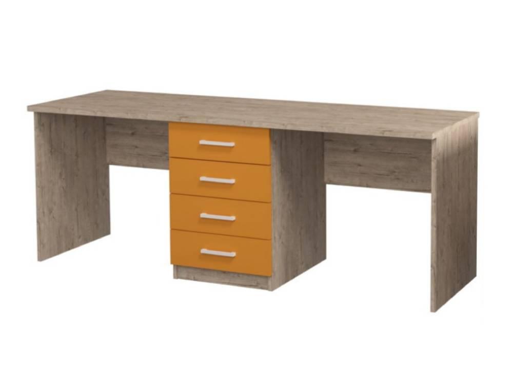 письменный стол для двоих детей шервуд